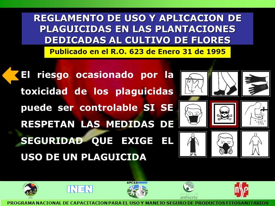 Protección ambiental Manejo Integrado de Plagas (MIP)1.Eliminación de los desechos de plaguicidas2.