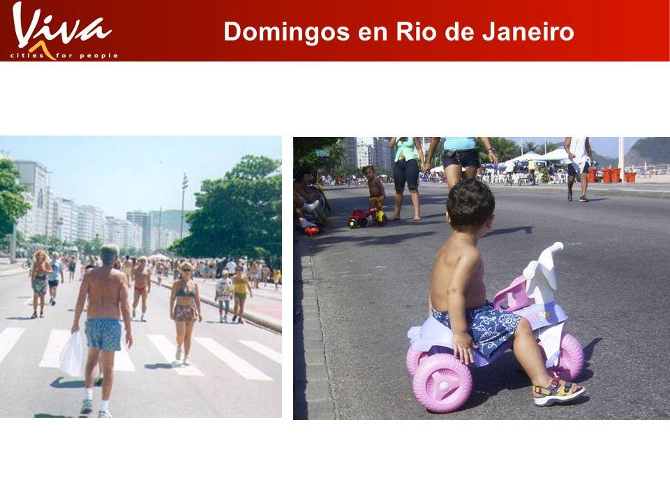Domingos en Rio de Janeiro