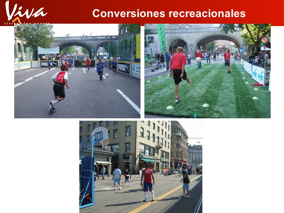 Conversiones recreacionales