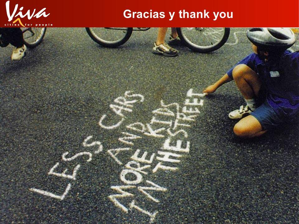 Gracias y thank you