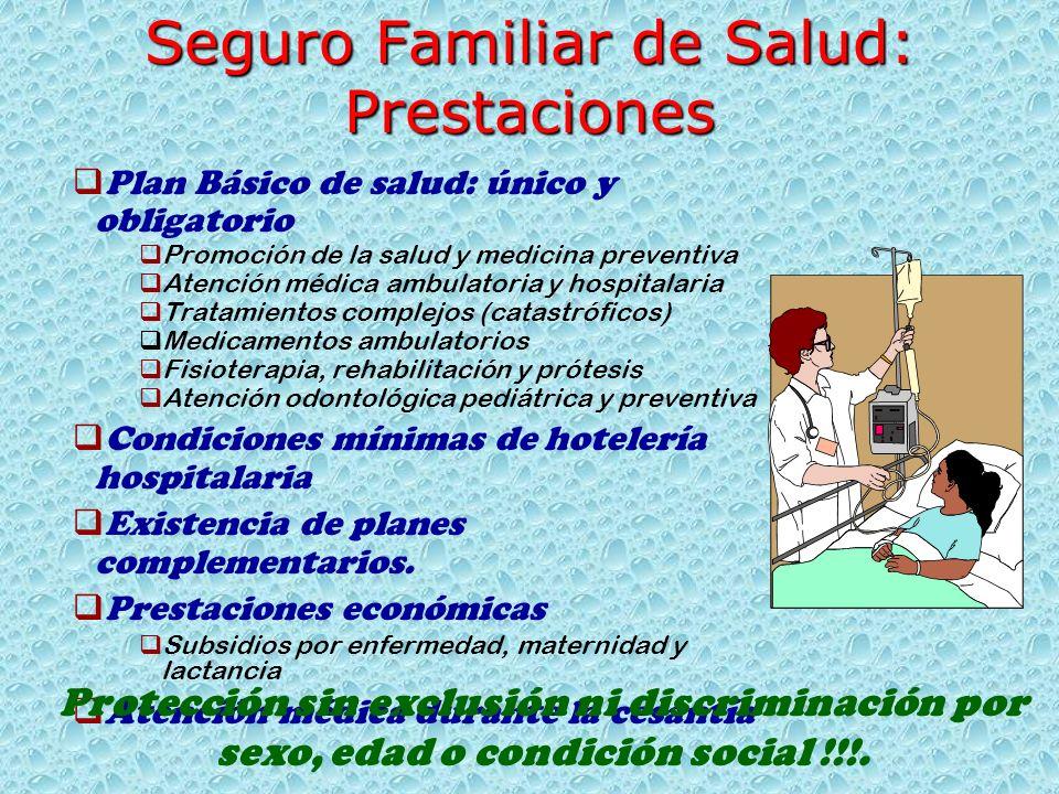 Funcionamiento del SFS Afiliado y su Familia Igualas Seguros IDSS/SNS PSS A PSS B PSS C PSS D PSS E PSS F 1.Plan básico obligatorio a un costo igual p