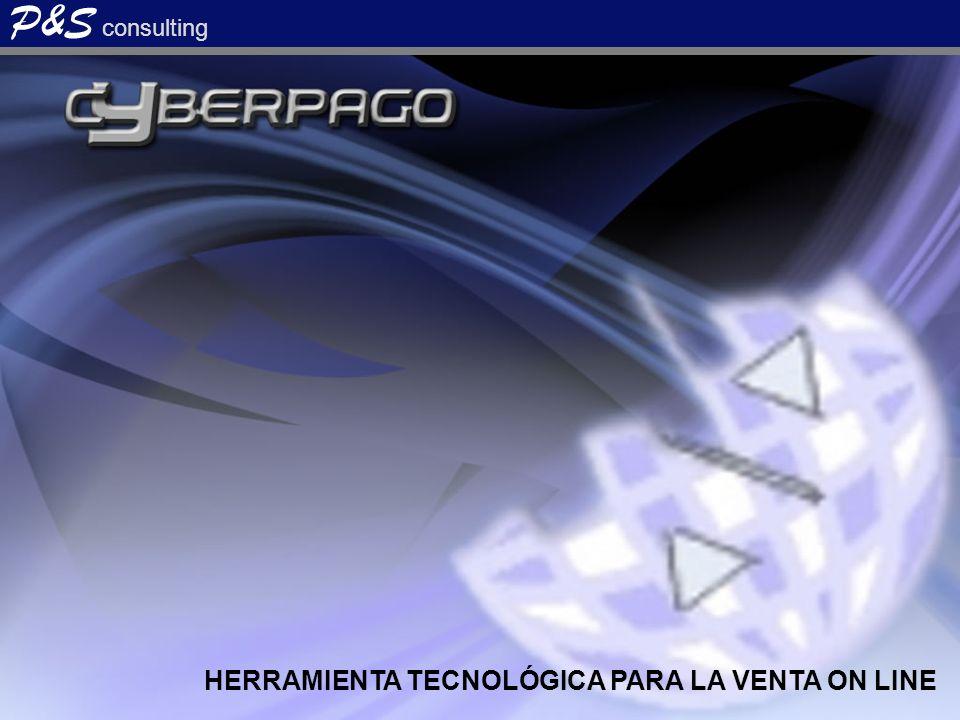 P&S consulting HERRAMIENTA TECNOLÓGICA PARA LA VENTA ON LINE