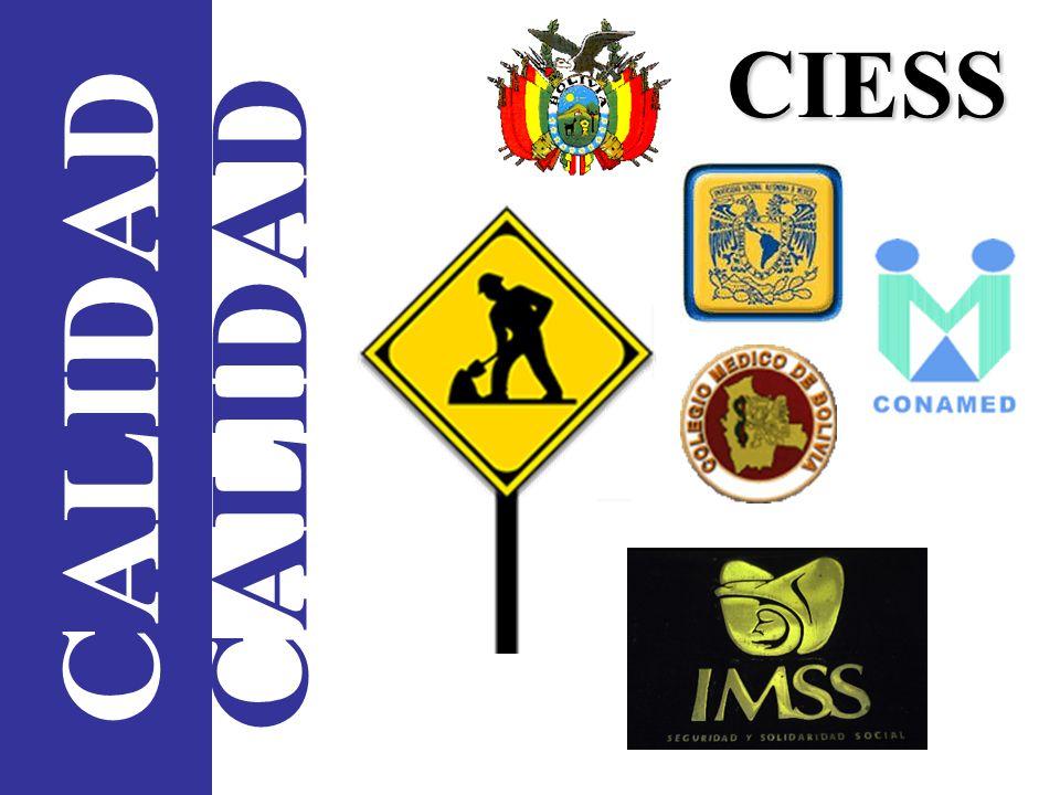 CALIDAD CIESS