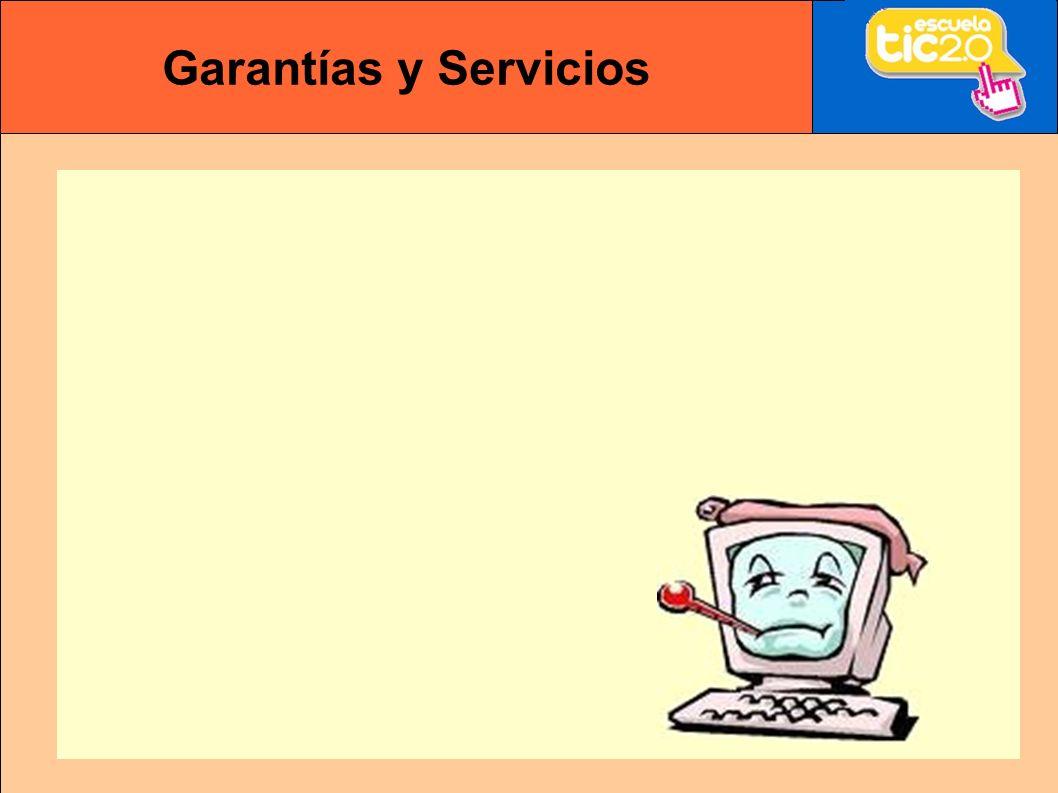 Garantías y Servicios