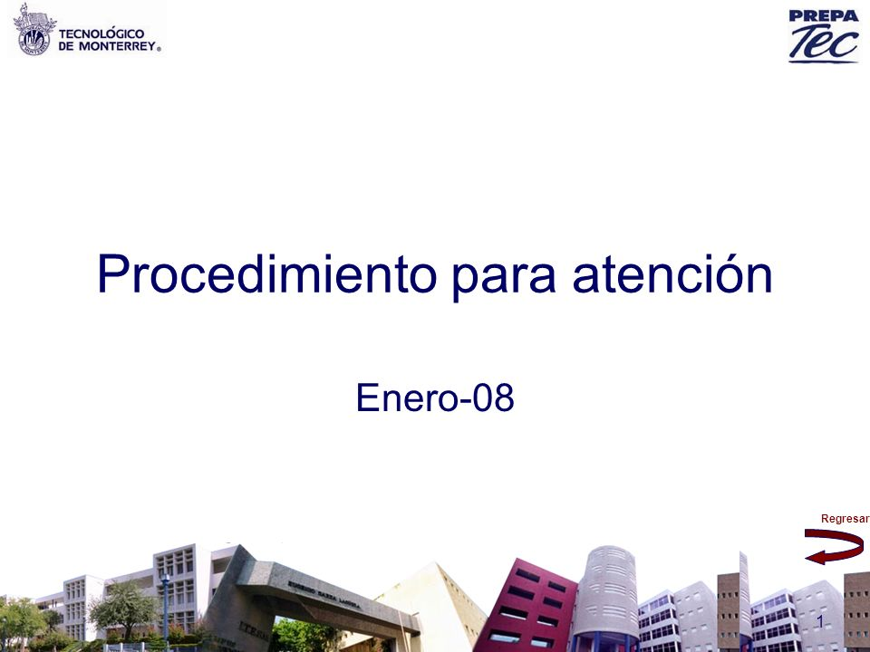Regresar 142 EXPRESO TEC TRANSPORTE ESTUDIANTIL