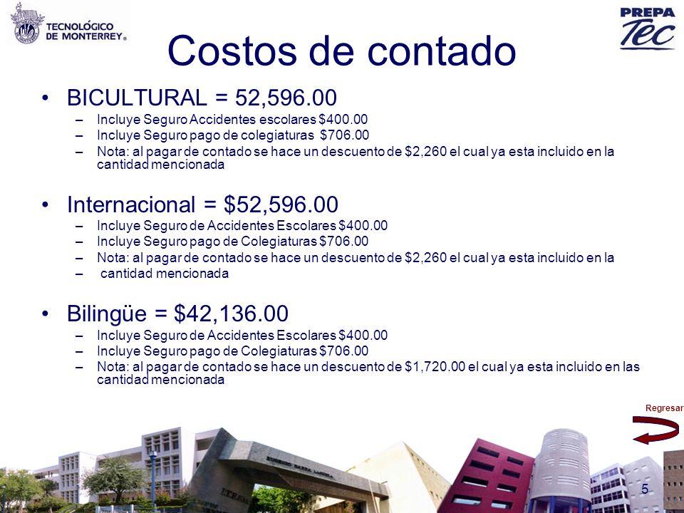 Regresar 126 Coordinación de Proyectos Internacionales Diploma Multicultural.