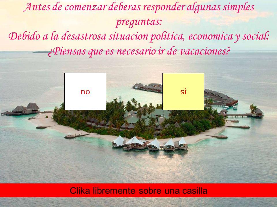 Con este programa podrás diseñar tu plan de vacaciones para el año 2009 Clik aqui para seguir PLAN DE VACACIONES