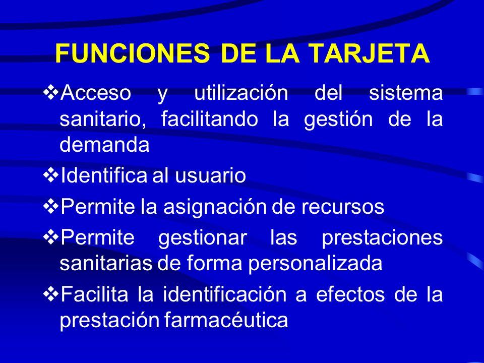 BDU En esta base de Datos Poblacional estará registrado todo ciudadano que lo solicite, con independencia de su situación administrativa y del derecho