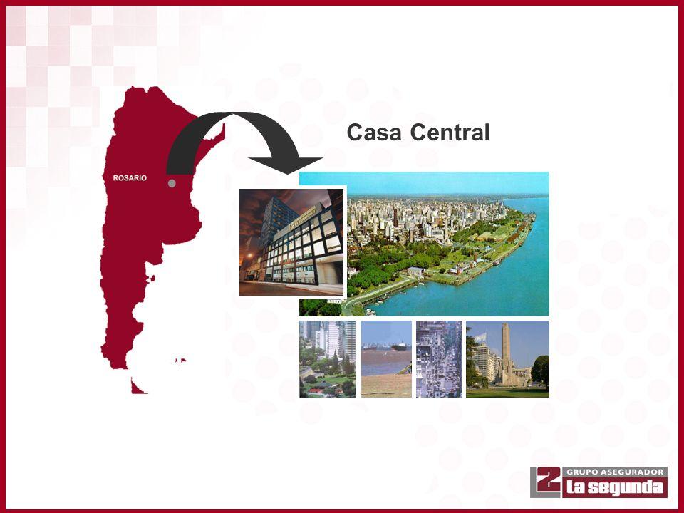 CASA CENTRAL Casa Central