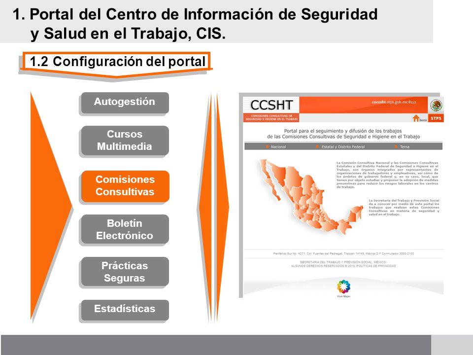 3.1Información disponible en el portal 3.