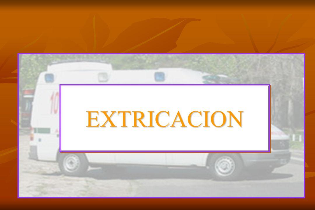 1 EXTRICACIONEXTRICACION