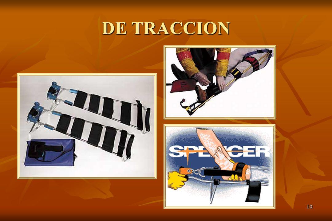 10 DE TRACCION