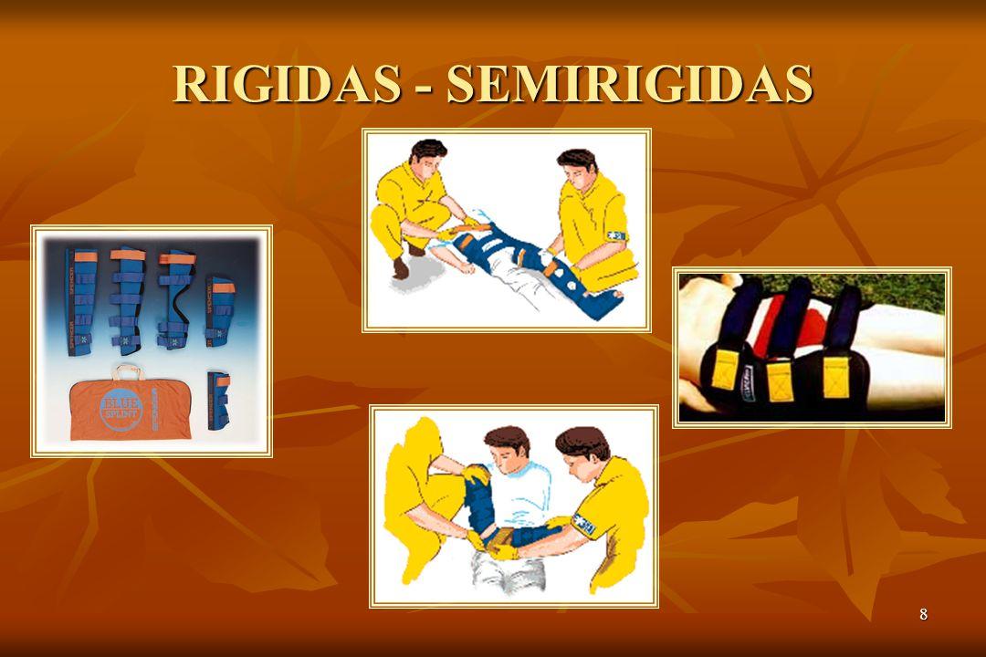 8 RIGIDAS - SEMIRIGIDAS