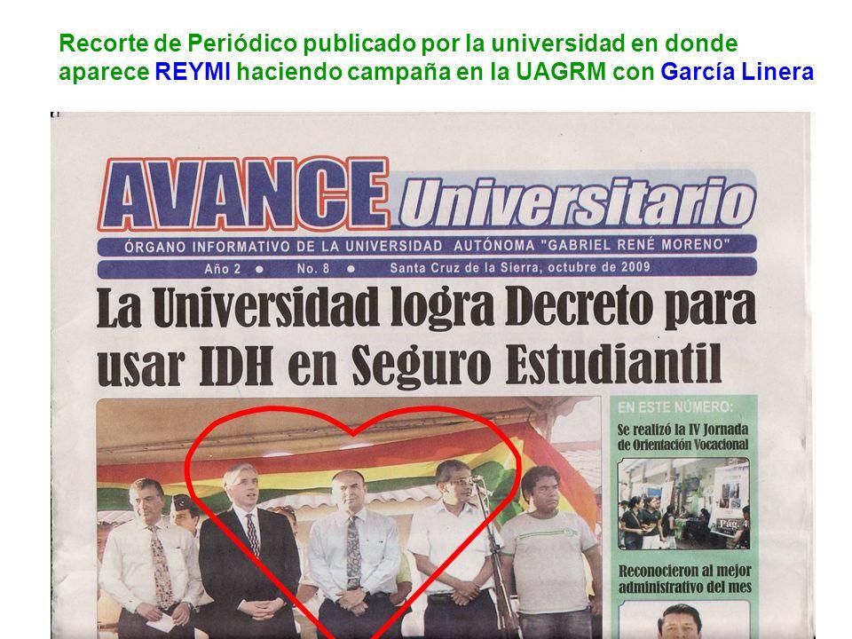 8 …..este acto fue interrumpido debido a las provocaciones que sufrieron los estudiantes por parte de los masistas.
