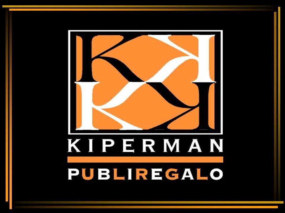 KIPERMAN-PUBLIREGALO Propuestas que sorprenderán