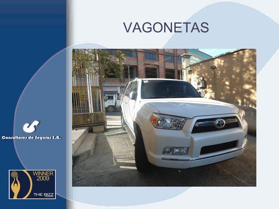 VAGONETAS