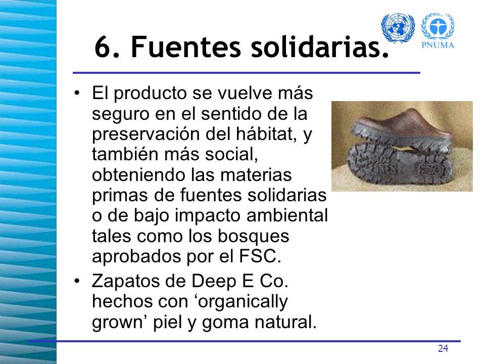 24 6.Fuentes solidarias.