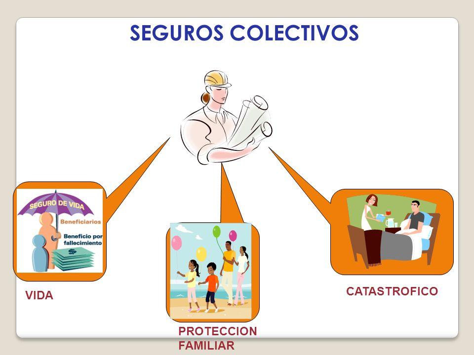TENER PRESENTE SEGURO CATASTROFICO Las personas que ingresen al seguro deben contar con sistema previsional Isapre o Fonasa.