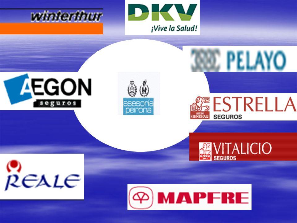 » Libre elección de compañías (garantía de solvencia y seguridad)