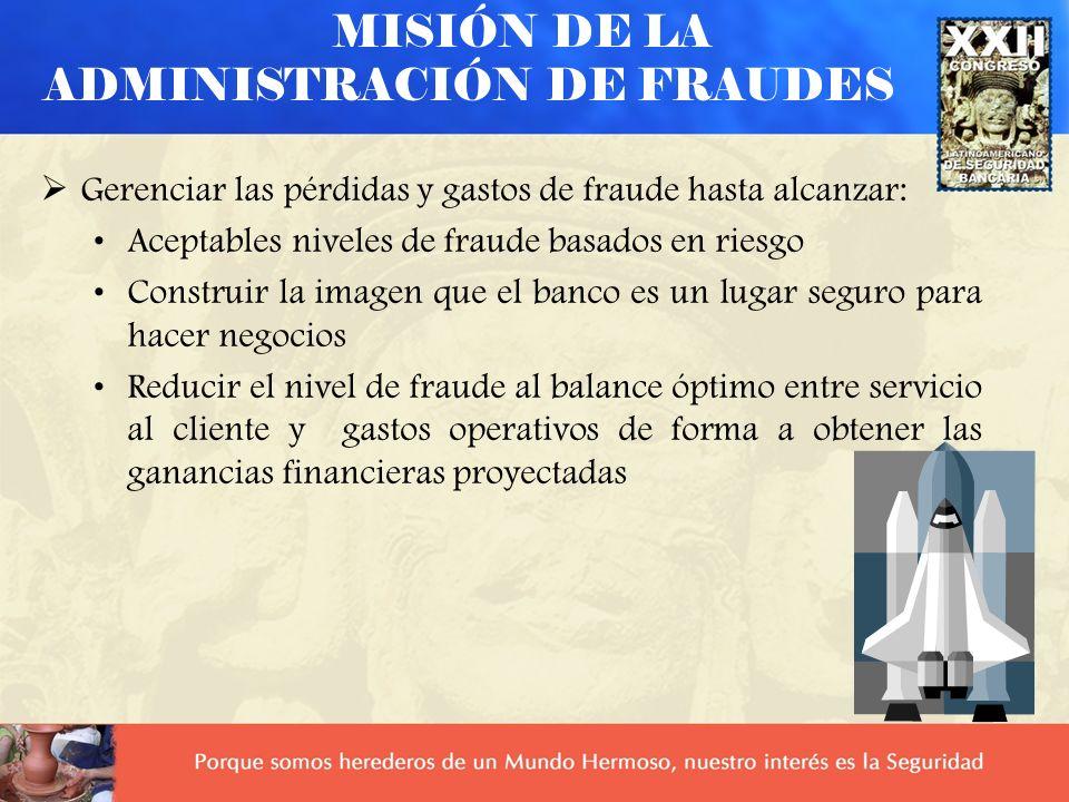LOS ROSTROS CAMBIANTES DEL FRAUDE