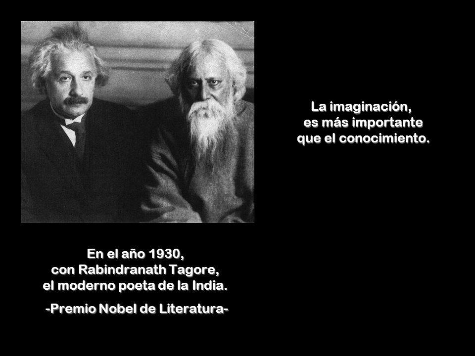 En 1929 con Max Planck, autor de La Hipótesis Cuántica Una razón por la que las matemáticas gozan de especial estima sobre todas las demás ciencias, e