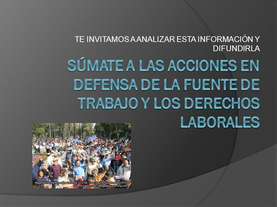 Participa en la CONCENTRACIÓN 21 de JUNIO a partir de las 7 am en la Administradora Federal de Servicios Educativos DF Calle Parroquia m Zapata