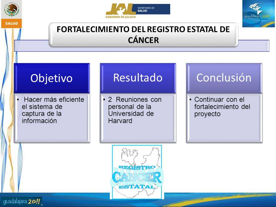La Secretaria de Salud Jalisco junto con el National Cancer Institute y la Universidad de Guadalajara llevarán a cabo la tercera reunión anual de investigación de Cáncer de Mama con Estados Unidos y Latinoamérica.