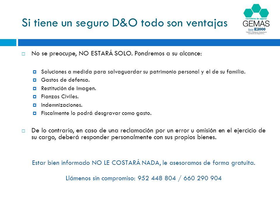 Gestión y Mediación Aseguradora, Correduría de Seguros S.L.