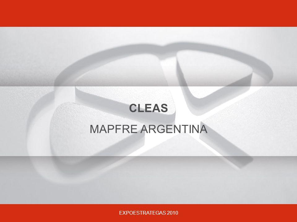 EXPOESTRATEGAS 2010 CLEAS MAPFRE ARGENTINA