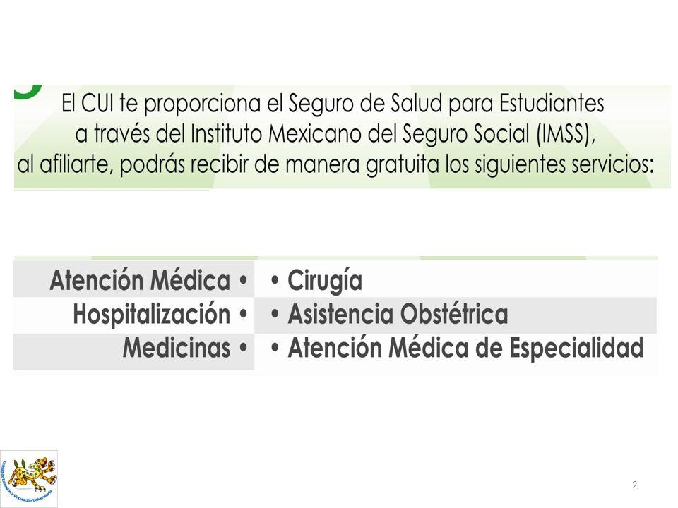Con el aviso Automático de Afiliación al acudir a la clínica de IMSS para obtener tu carnet, deberás presentar: 3
