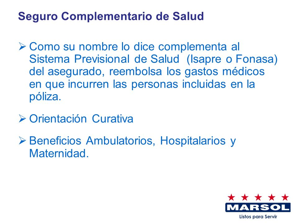 Exclusiones Seguro de Salud f.