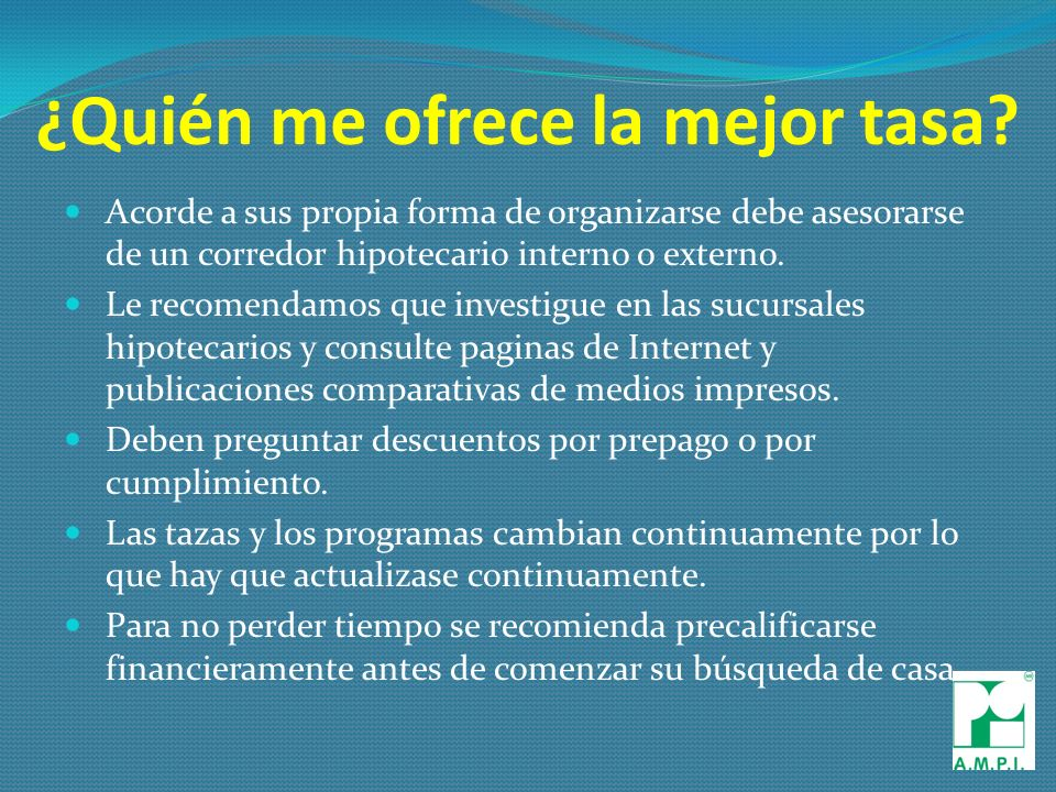 AMPI hace tu sueño una realidad Los esquemas hipotecarios más accesibles en México desde 1970