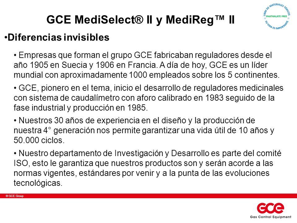 © GCE Group Empresas que forman el grupo GCE fabricaban reguladores desde el año 1905 en Suecia y 1906 en Francia. A día de hoy, GCE es un líder mundi