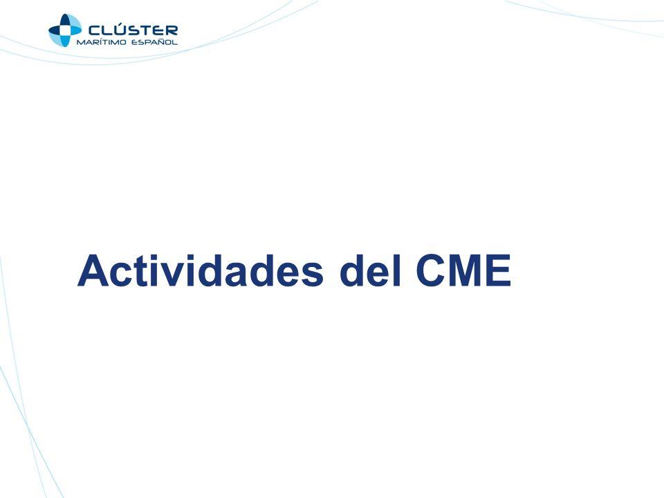 Actividades del CME