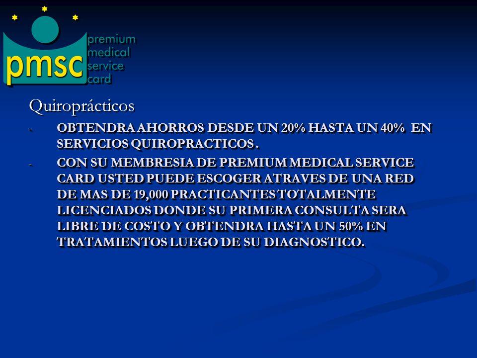 VISION - OBTENDRA ACCESO A SOBRE 45,000 PROVEEDORES INCLUYENDO LAS LOCACIONES MAS COMUNES COMO: - OBTENDRA ACCESO A SOBRE 45,000 PROVEEDORES INCLUYEND