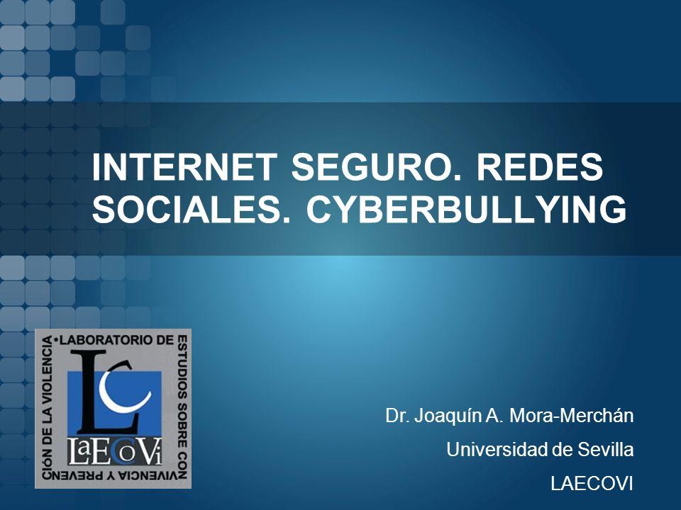 Joaquín Mora-Merchán - LAECOVI Page 12 Molestarse cuando se sufren interrupciones mientras se está con el móvil o Internet.