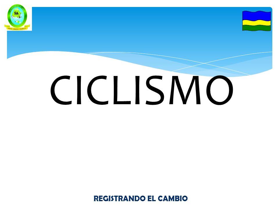 REGISTRANDO EL CAMBIO CICLISMO