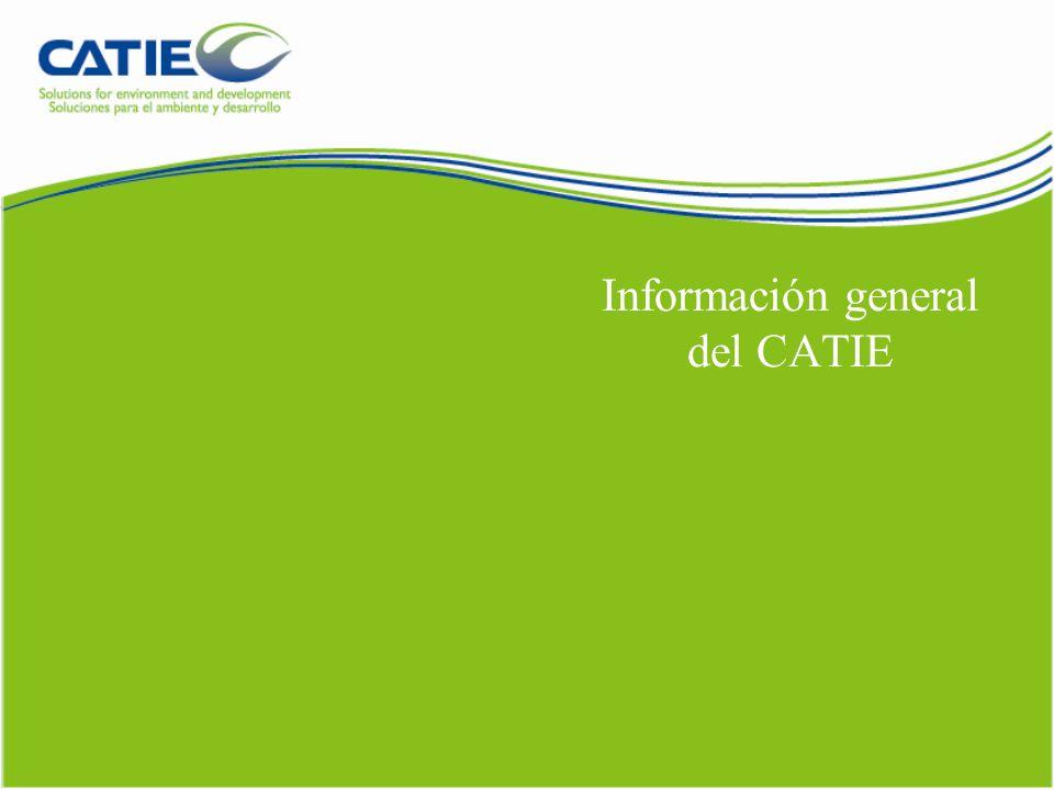 El CATIE realiza mensualmente el depósito del auxilio de cesantía en un fideicomiso bancario a favor de cada funcionario.