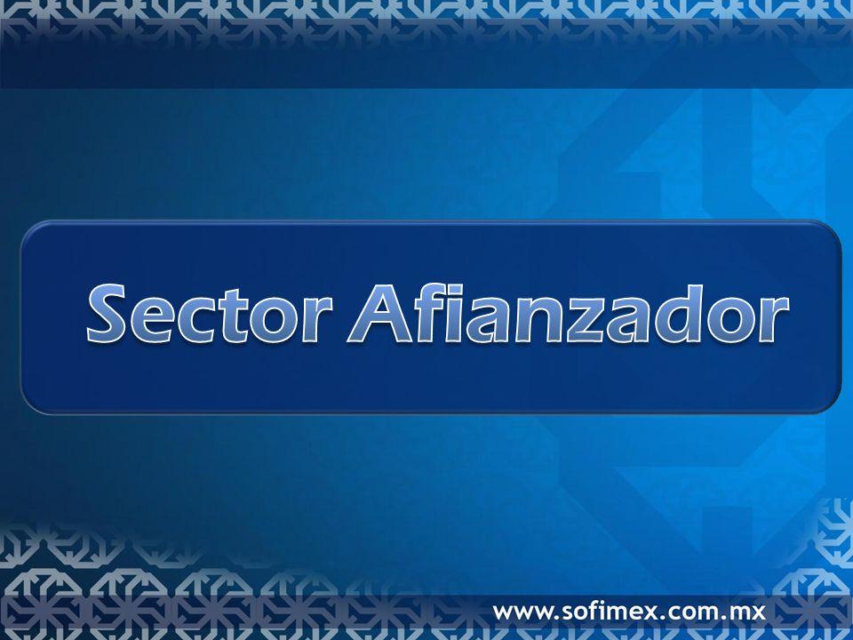Primas Emitidas Acumulado a Diciembre 2009 vs 2010 Cifras en millones de pesos Crecimiento (Acumulado) 5%3%2%.54%2% 0% 3%5%7%