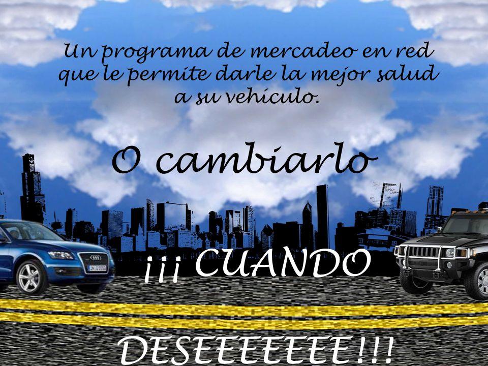 Estamos Por la Salud de su carro En Colombia, el vehículo carro o moto, es una solución de transporte.