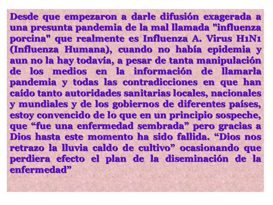 Influenza A.