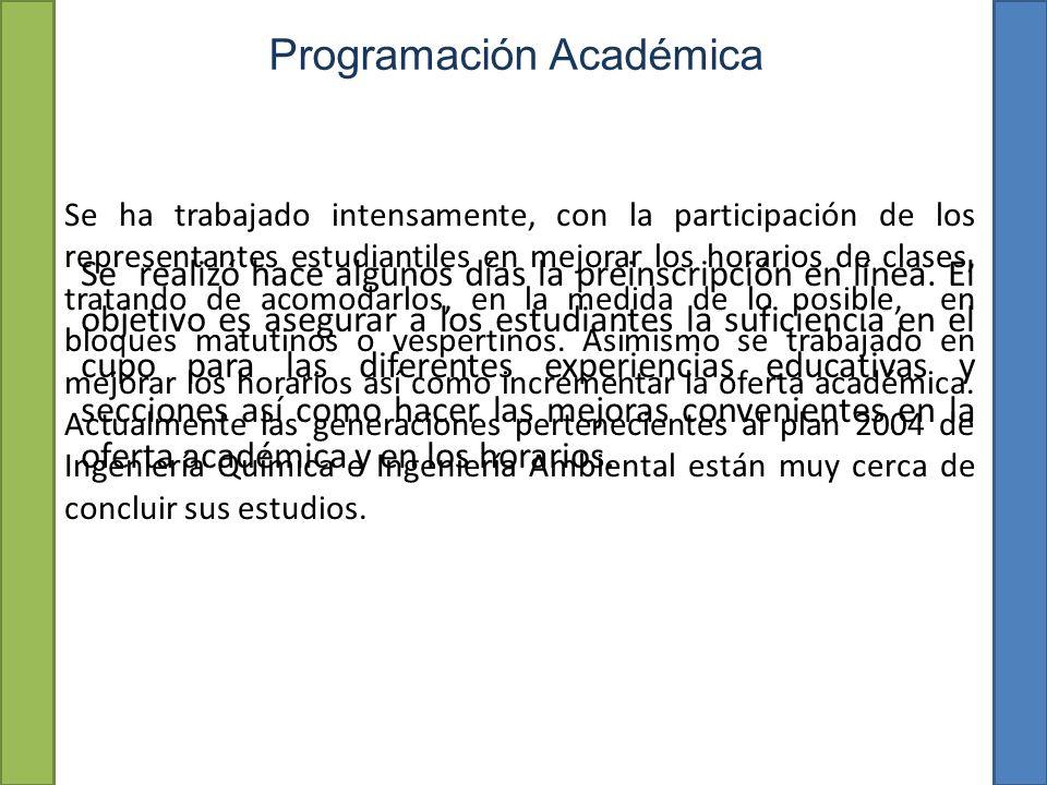 Servicio social y Experiencia Recepcional.