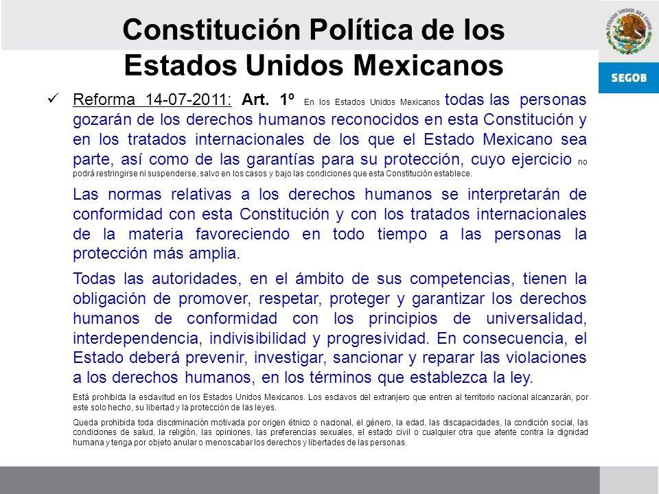 Gobierno democrático: respeto absoluto a los derechos y libertades de los ciudadanos. La Constitución garantiza: Libertad de Expresión y Derecho a la