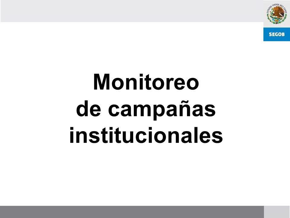 Durante 2009 y 2010, la Comisión de Equidad de Género de la Cámara de Diputados asignó recursos a la Subsecretaría de Normatividad de Medios, para: El