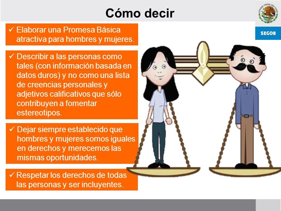 Guía Publicidad con equidad
