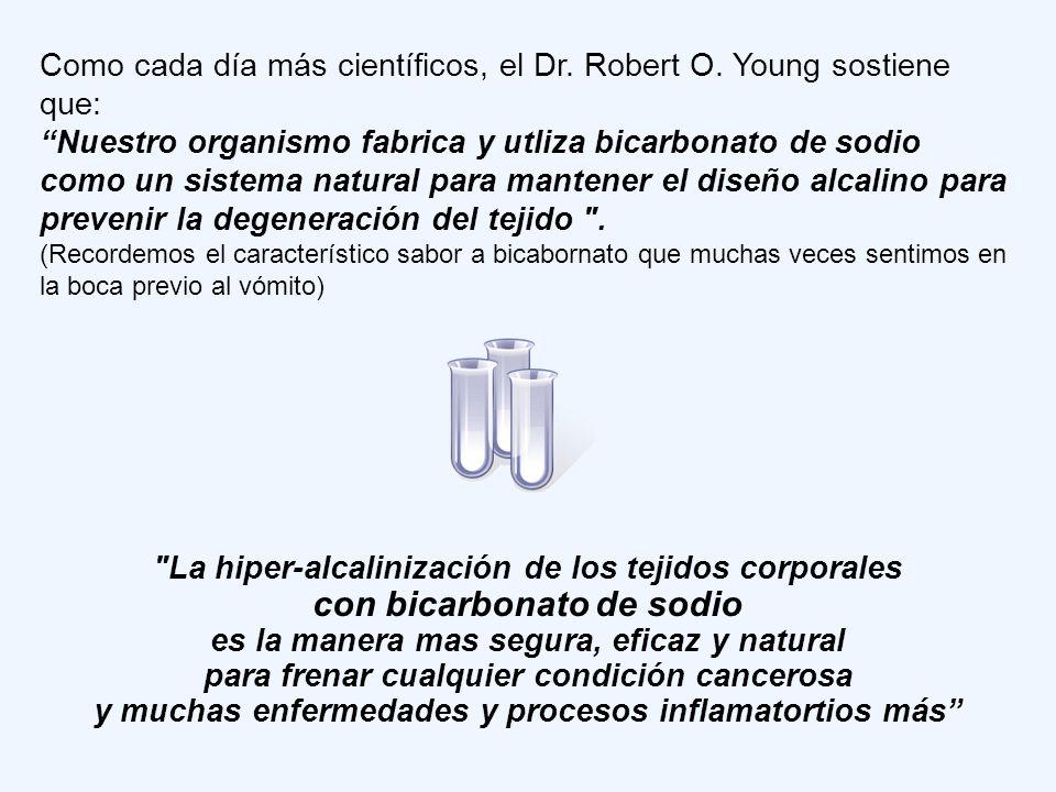 El Dr. Robert O. Young, actualmente el microbiólogo más reconocido a nivel mundial coincide con muchos científicos en que: La Enfermedad es la expresi