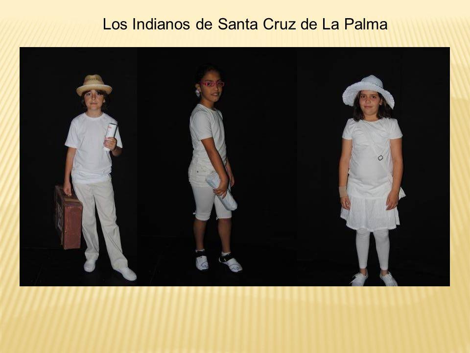 Los Indianos de Santa Cruz de La Palma