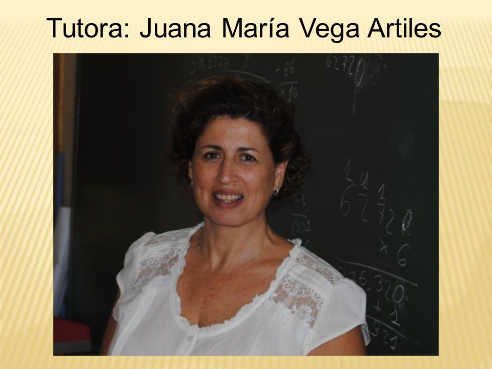 Tutora: Juana María Vega Artiles