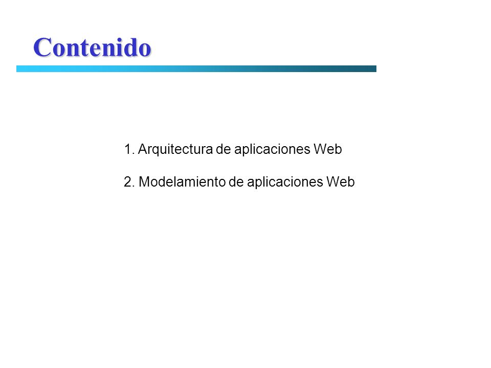 Modelando aplicaciones Web > Home page > Orders > Schedule > Order status > Account Summary User Maintenance > Detailed info > Account distribution Full Site Navigation Map Otro ejemplo: modelando el mapa de navegación según actores.