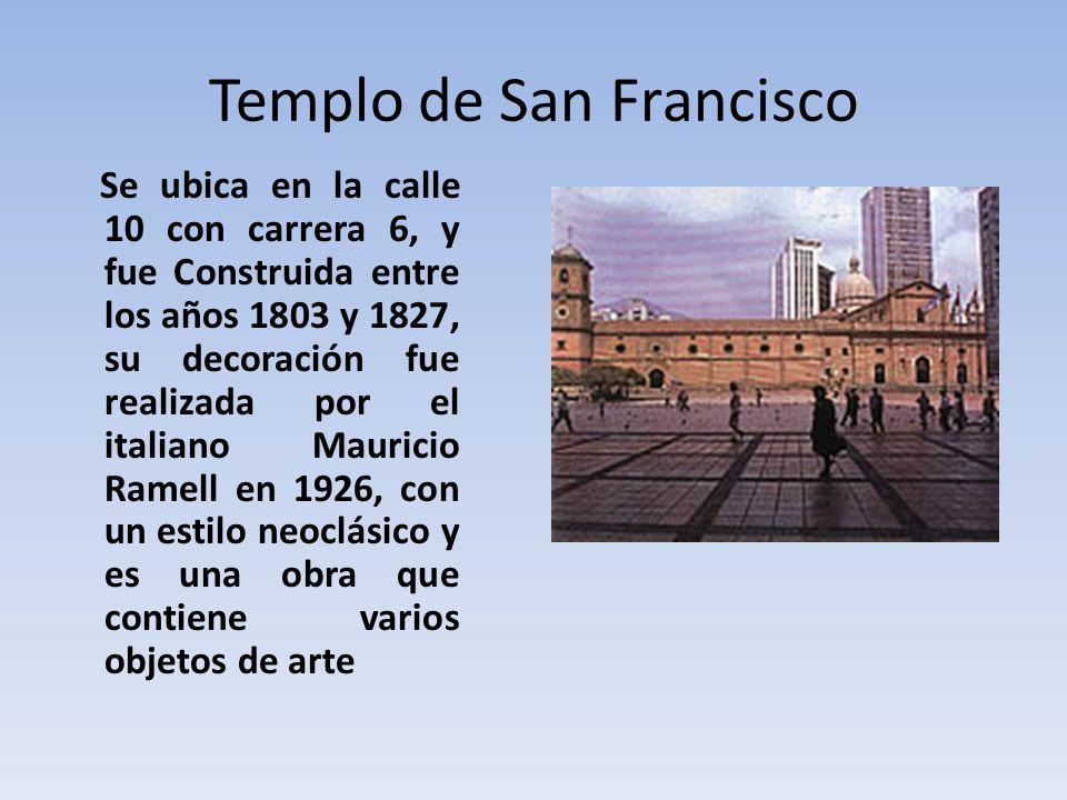 Capilla y Convento La Merced Se encuentra ubicado en la carrera 3 # 6-40, es un claustro Colonial, fue construido 1545 en el sitio en donde el 25 de julio de 1536 Fray Santos de Anasco oficio la primera misa con motivo de la fundación de la ciudad, fue una obra que fue restaurada por el Banco Popular.